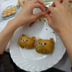 祝1周年 いばらきMIRAIカフェ 飾り巻き寿司に挑戦!